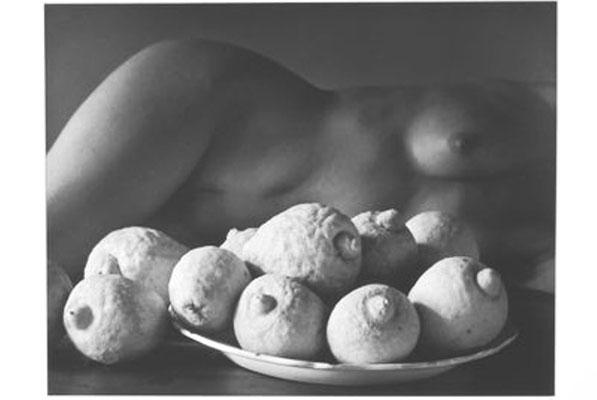 Tina Modotti fotograferet af Edward Weston