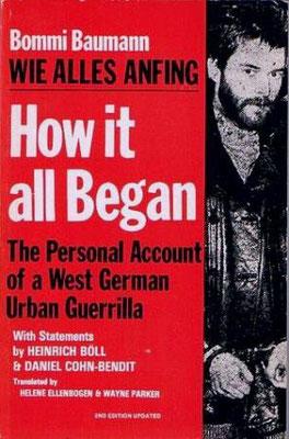 Bommi Baumanns selvbiografi