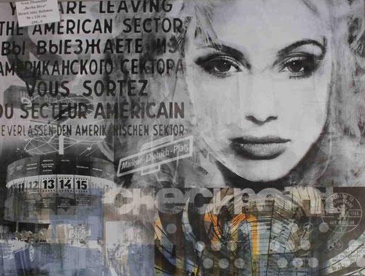 "Sven Pfrömmer, ""Berlin Diva"", Kunstdruck inkl. Alurahmen (s. 2. Bild), 120 x 90 cm, 299,- €*"