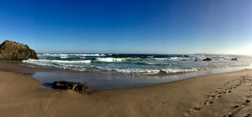 Strand bei Plettenberg Bay