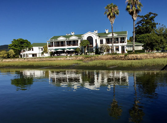 St. James of Knysna - unser Hotel