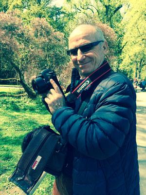 Der Canon-Fotograf - wo sind die Bilder??