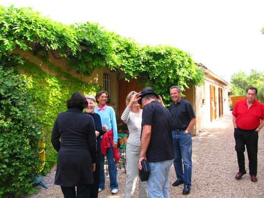 Besuch bei Rosmarie und Karl Albrecht