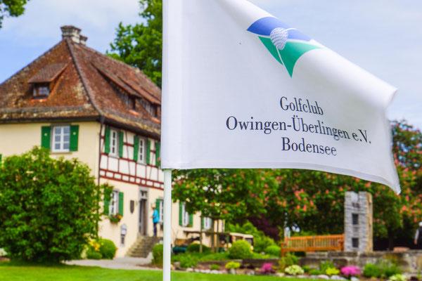 GC Owingen, mit Gastro