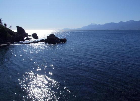 Küste Antalya