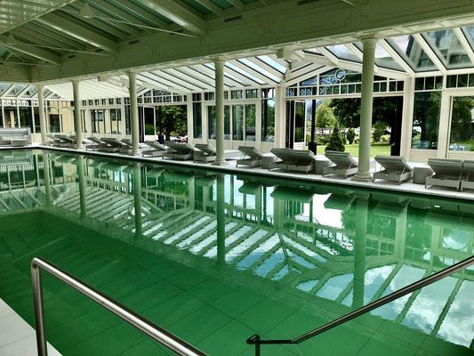 Der Wiesenhof - ein herrliches Romantik-Hotel