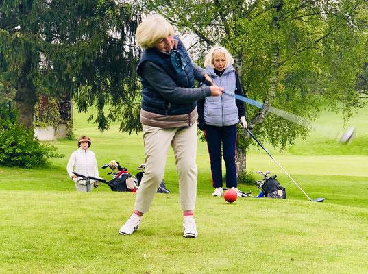Renate - so geht Golf.