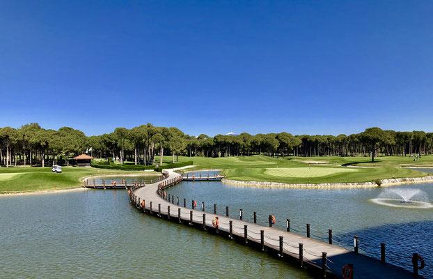 Sueno-Golfplätze.