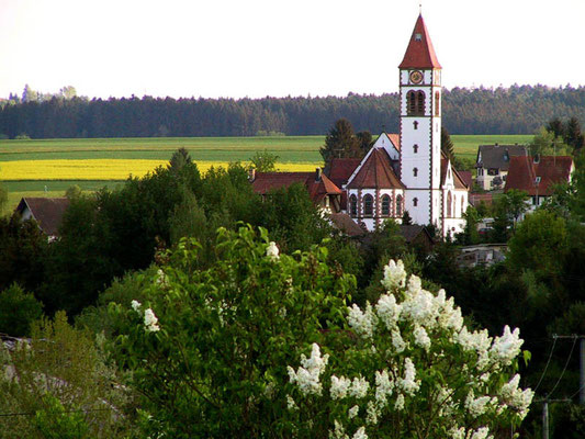 Herz-Jesu-Kirche Lützenhardt