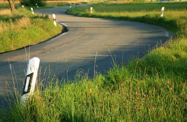 Straße nach Schopfloch