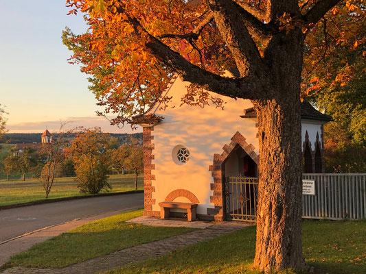 Friedhofskapelle und Christuskirche