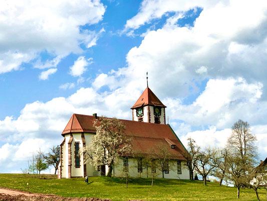 Herz-Jesu-Kirche in Tumlingen