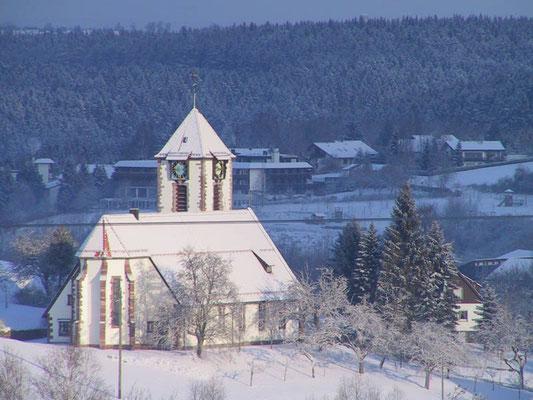Tumlinger Kirche