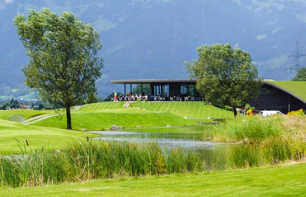 Clubhaus GC Montfort-Rankweil