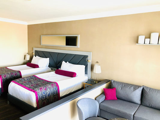 Junior-Suite im Hotel Sirene