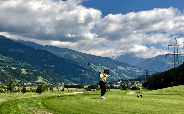 GC Zillertal in Uderns