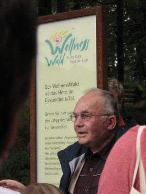Rul Jetter - engagiert für den Wellnesswald