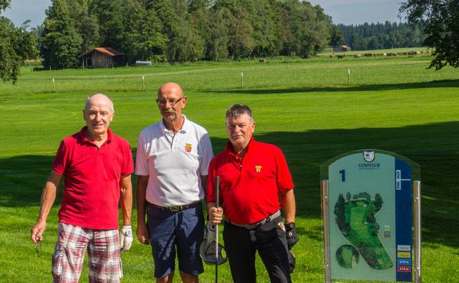 Rainer, Dieter, Micha