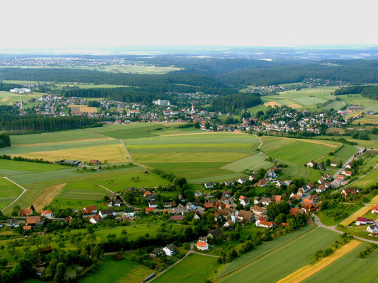 Dorfkern Hörschweiler