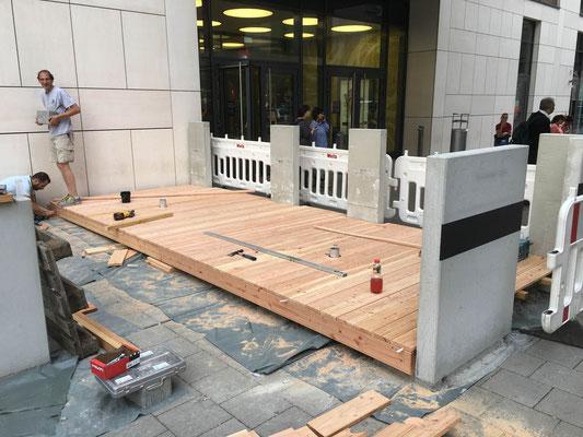 MADEJA e.k. Betonfertigteile und Terrasse aus Holz