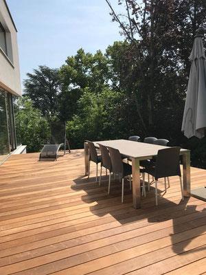 MADEJA e.K. erfolgreicher Terrassenbau für glückliche Kunden