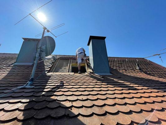 Dachflächenfensteröffnung MADEJA e.K.