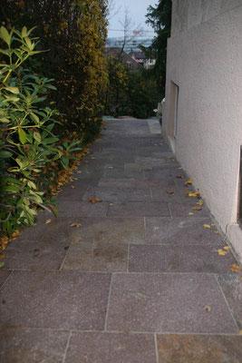 MADEJA e.K. Außenanlage aus Naturstein