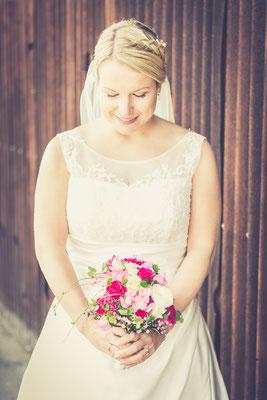 Getting-Ready, Fertigmachen der Braut Hochzeitsfotograf Dennis Bober.