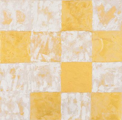 Goldquadrate, 60*60, 2013