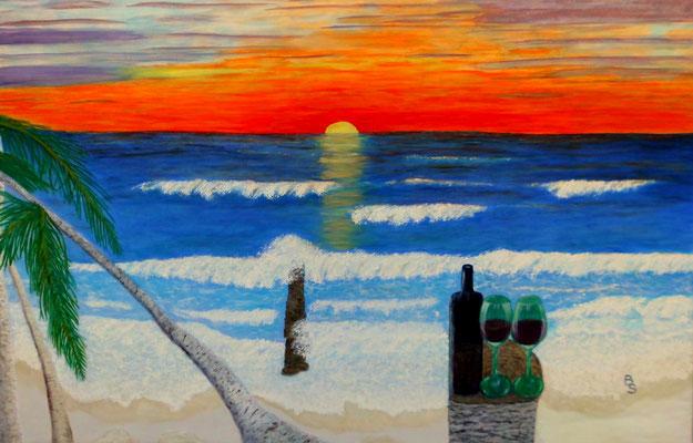 Urlaub am Meer, 115*75, 2011