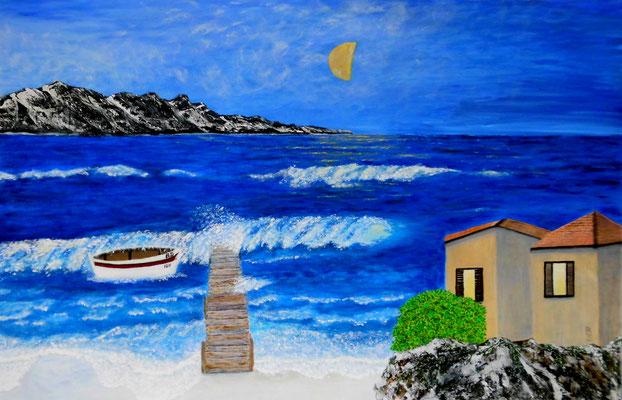 Dalmatien, 115*75, 2011
