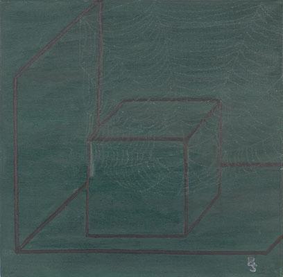 Geometrie im Netz, 40*40, 2014
