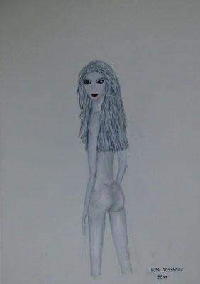 Maja, 50*70, 2011
