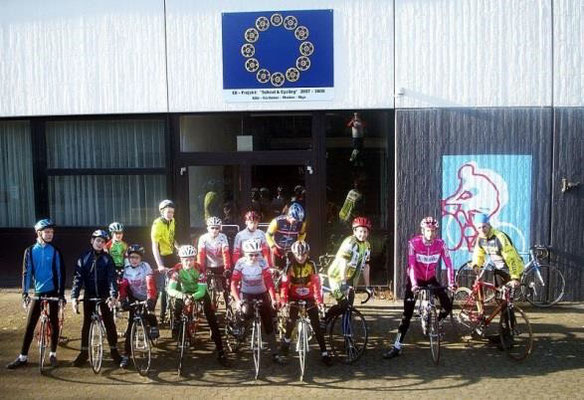 EU Projekt School & Cycling 2007