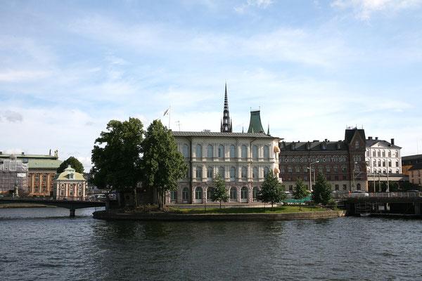 Insel Strömsborg