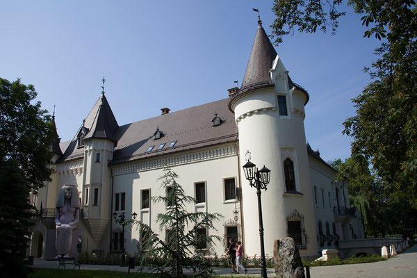 31.05. Schloß Károlyi, Carei
