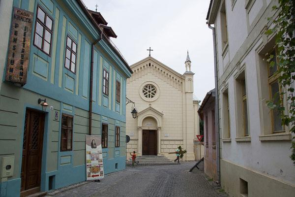 04.06. Sighișoara, Biserica Romano-Catolică