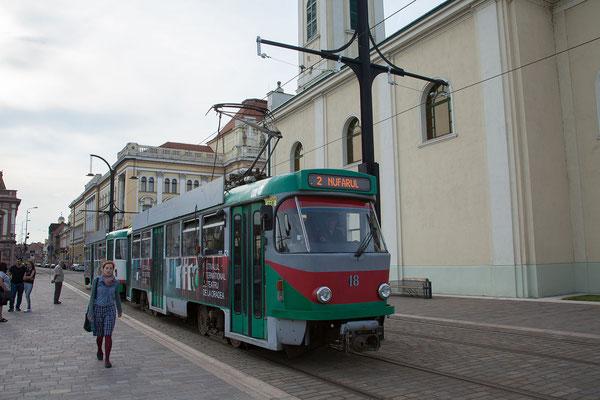 11.6. Oradea: Piaţa Unirii