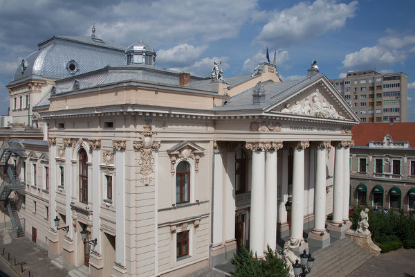 19.06. Oradea: Nationaltheater
