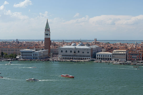 01.07. Blick auf San Marco