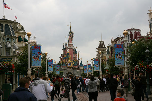 11.06. Disneyland Paris: Main Street