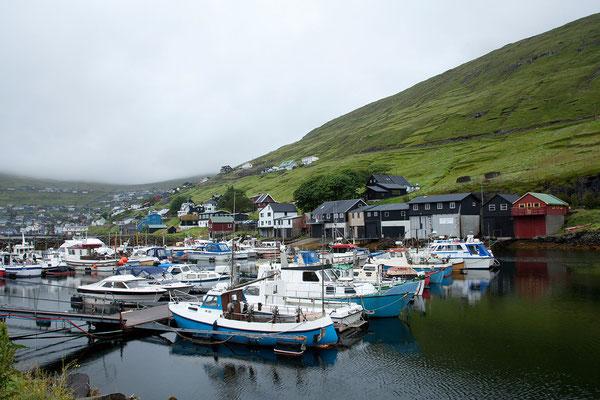 29.7. Färöer Inseln - Streymoy - Vestmanna