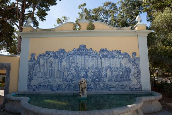 16.09. Cascais: Museu Condes de Castro Guimarães