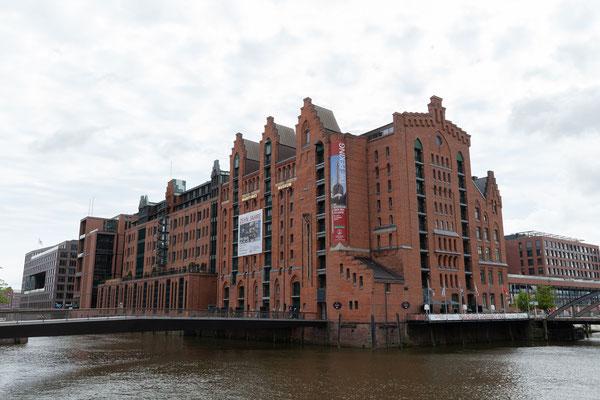 21.06. Speicherstadt: Maritimes Museum Hamburg