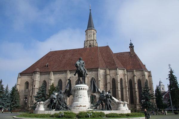 16.6. Cluj - Biserica Sfăntul Mihail