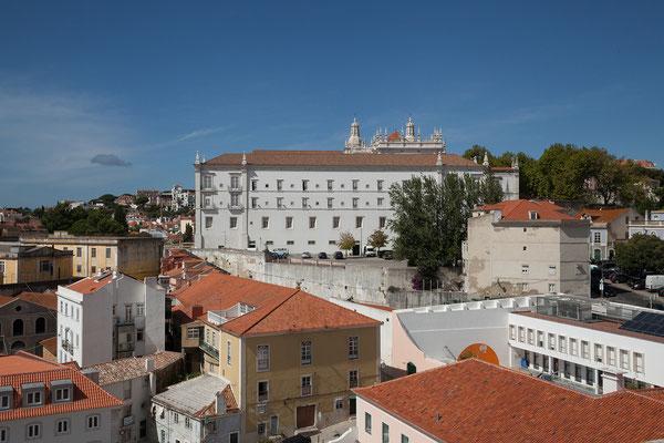 14.09. Panteão Nacional: Ausblick von der Kuppel