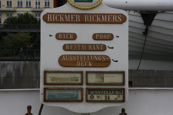 22.07. Museumsschiff Rickmer Rickmers