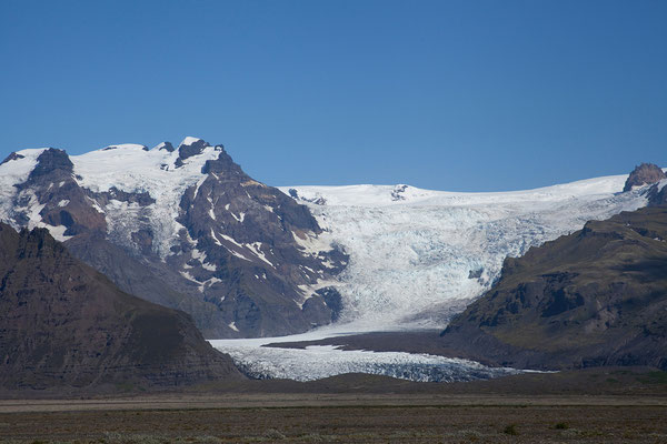 18.8. Gletscherzunge an der Ringstraße