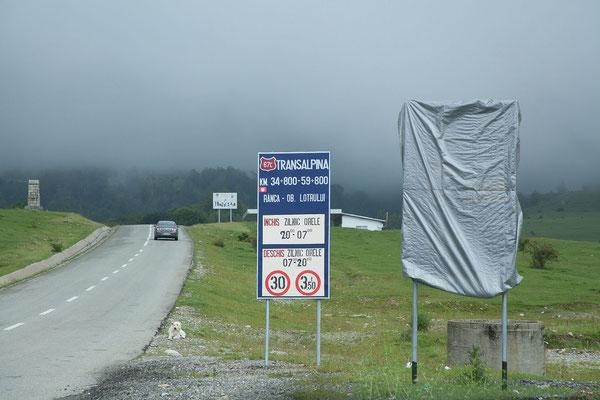 14.6. Auf der Transalpina überqueren wir auch heuer wieder die Karpaten.