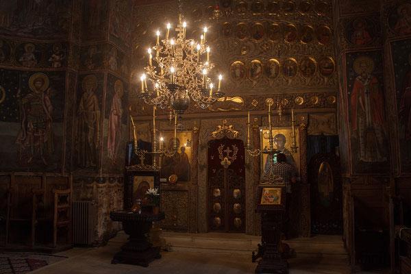 11.06. Kloster Cozia